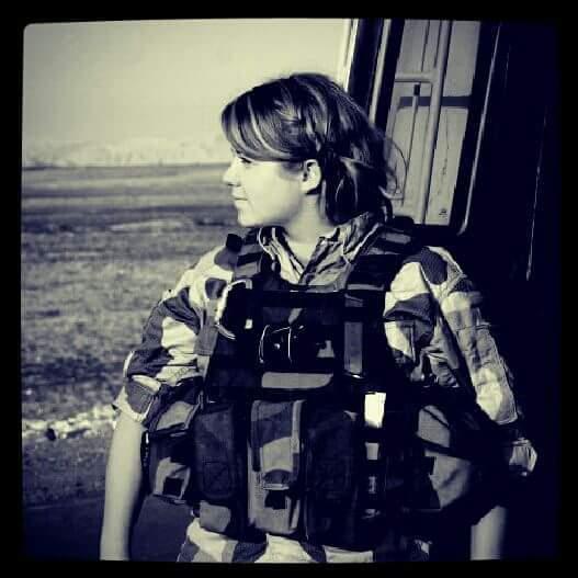 Veteran fra Afganistan